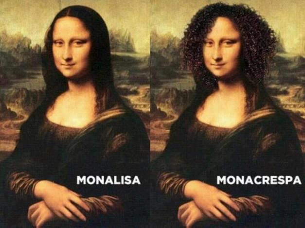 Mona Lisa y Mona Crespa