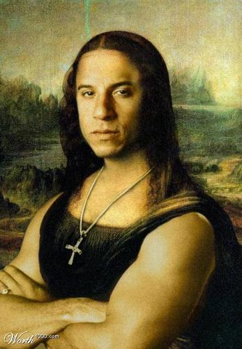 Mona Lisa - Vin Diesel