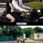 Montando en moto con tu chica – Expectativa y realidad