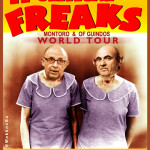 Montoro y De Guindos – Ppolitical Freak World Tour