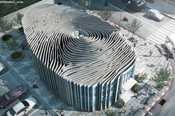 El arquitecto dejó su huella