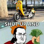 La moto más friki del mundo