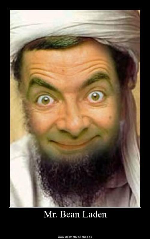 Mr Bean Laden