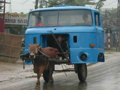 Auto-Mula diesel
