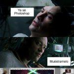 Neo – Ya sé Photoshop
