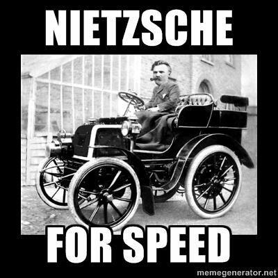 Nietzsche for Speed