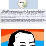 Niue, el país que acuñó monedas de Pokemon
