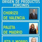Nuevas denominaciones de origen de productos porcinos