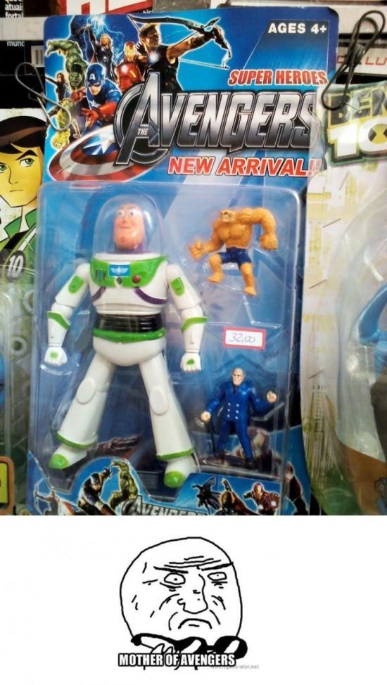 Nuevo personaje de Los Vengadores
