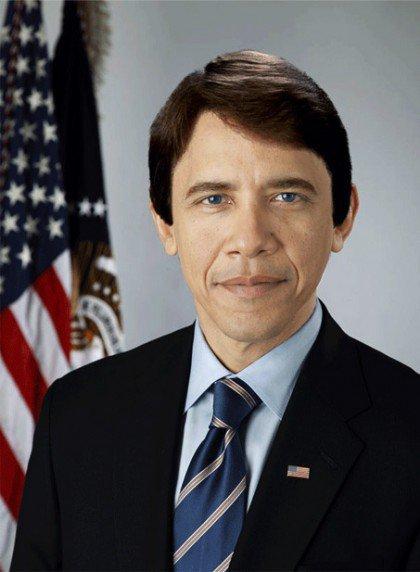 Obama blanco