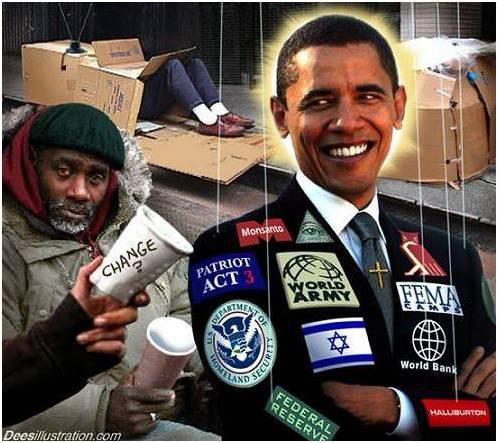 Obama - ¿Dónde está el cambio?