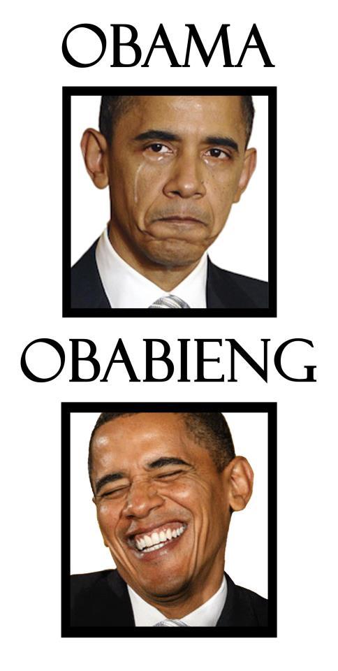 Obama - Obabieng