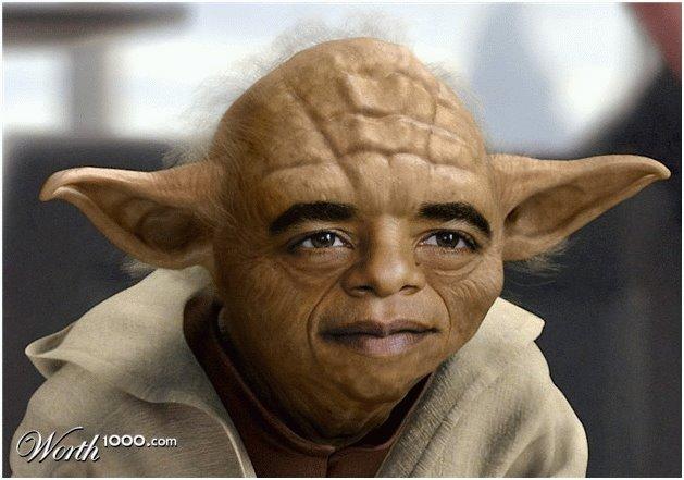 Obama Yoda