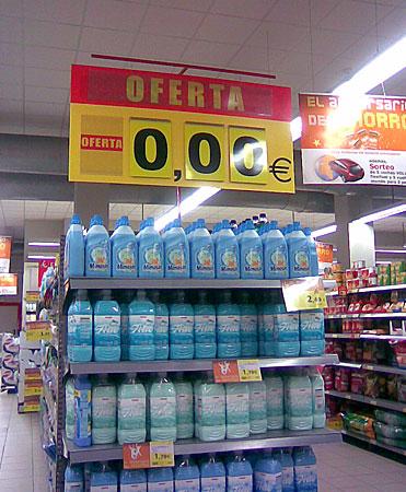 Oferta 0 euros
