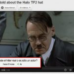¿Hitler real o actor?