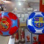 WTF – Balones del Real Madrid y del Barça