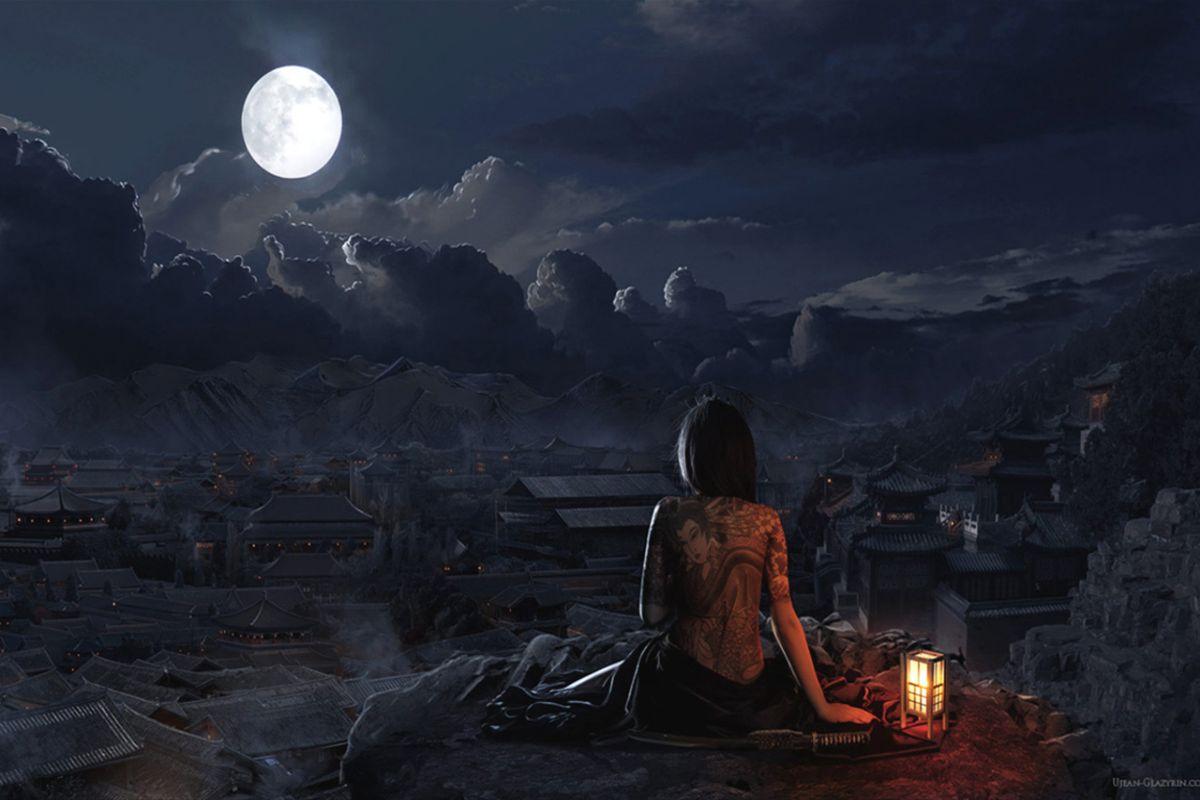 Paisaje nocturnos
