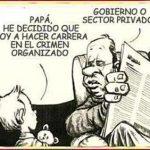 ¿Gobierno o sector privado?