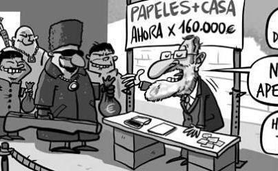Nueva medida del PP: quien compre una casa en España obtiene la nacionalidad