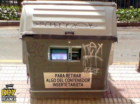 Nuevos contenedores en España
