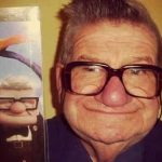¡Hemos encontrado al doble de Carl Fredricksen (Up)!