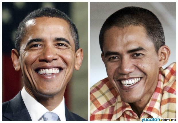 Parecidos razonables - Obama