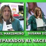 Pepe el Marismeño y Susana Díaz, separados al nacer