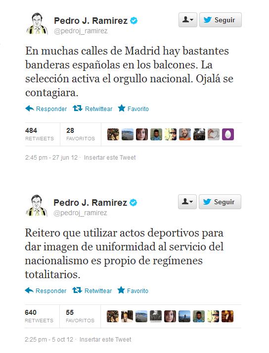Pedro J. Ramírez - Auto-Zas en toda la boca