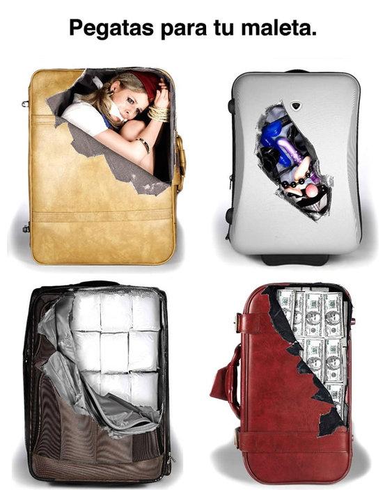 Pegatinas para tu maleta