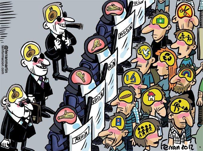 Pensamiento según la clase social