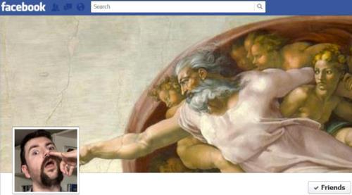 Curioso perfil de Facebook