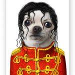 Michael Jackson perruno