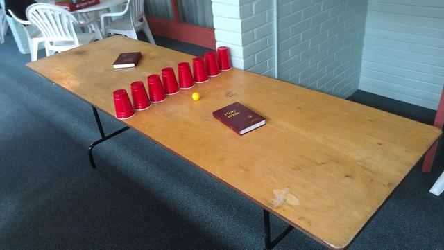 Ping Pong Casero