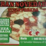 Pizza fabada
