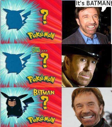 Es Batman (Chuck Norris)
