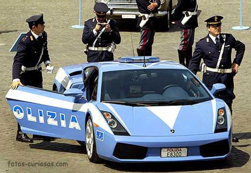 Policía de la jet