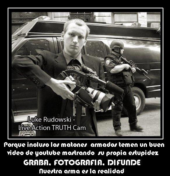Nuestra arma es la realidad