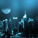 Portada Facebook – Nueva York de noche