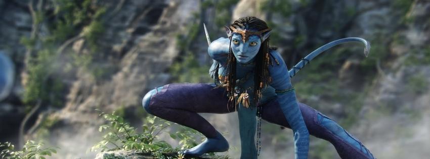 Portada Facebook - Neytiri Omaticaya (Avatar)