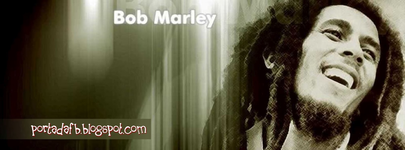 portada facebook - bob marley
