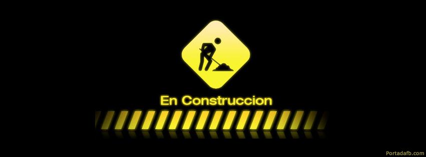 Portada Facebook - En construcción