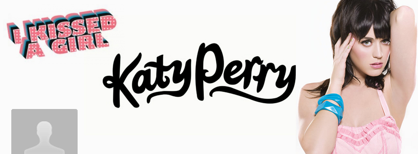 Portadas Facebook - Katy Perry
