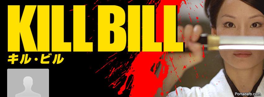 Portada Facebook - Kill Bill