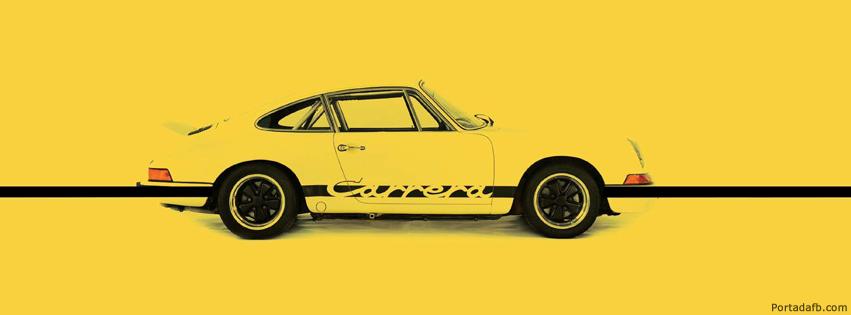 Portada Facebook - Porsche carrera