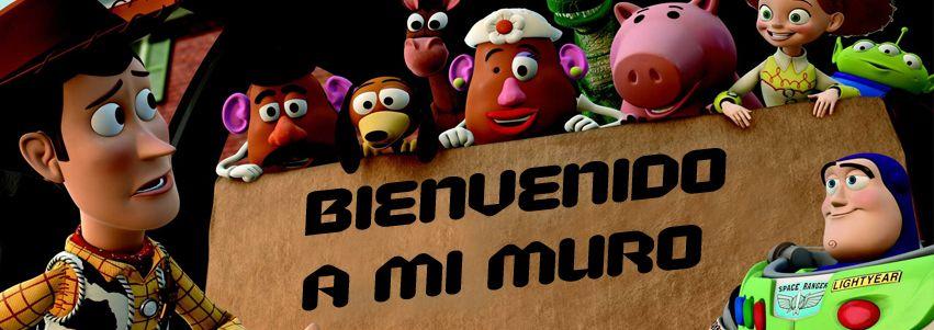 Portada Facebook - Toy Story - Bienvenido a mi muro
