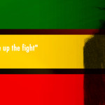 Portadas Facebook – Truth is the light, never give up the fight (Bob Marley)
