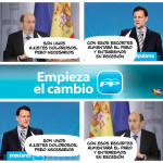 PP y PSOE – ¿Empieza el cambio?