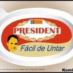 President – Fácil de untar