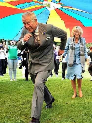 El juego favorito del príncipe Carlos de Inglaterra