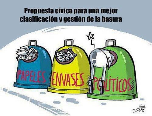 Propuesta cívica para una mejor clasificacion y gestión de la basura